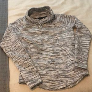 Quilted Marmot pullover